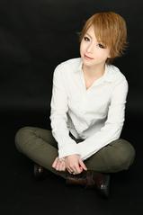蘭○の椿海里さんの写真