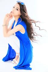 蘭○の水輝エレナさんの写真
